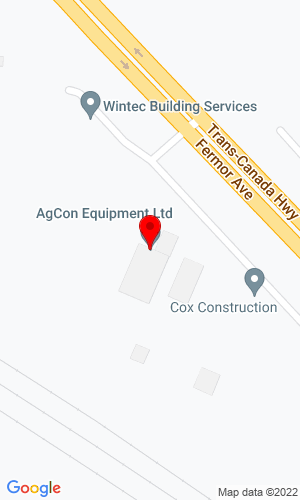 Google Map of AgCon Equipment 90A Lakeside Road, Springfield, MB, R2J 4G8