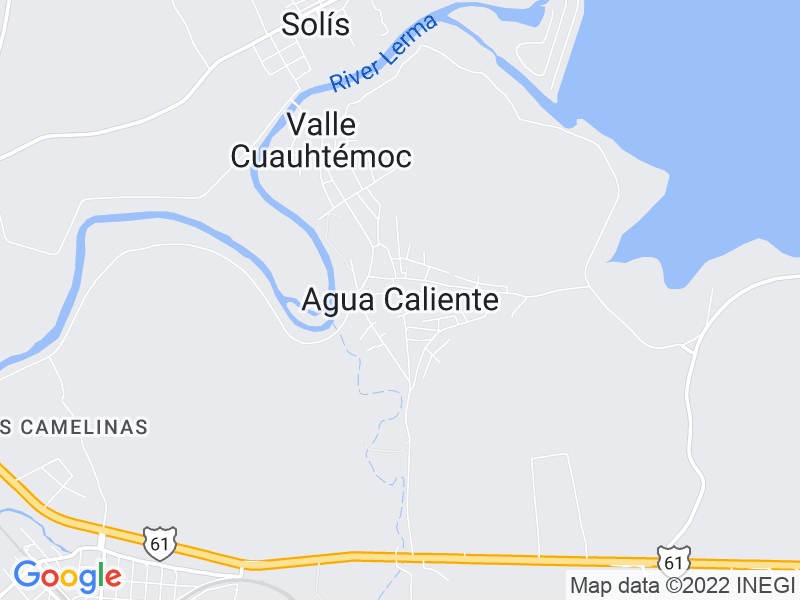 Agua Caliente, Guanajuato