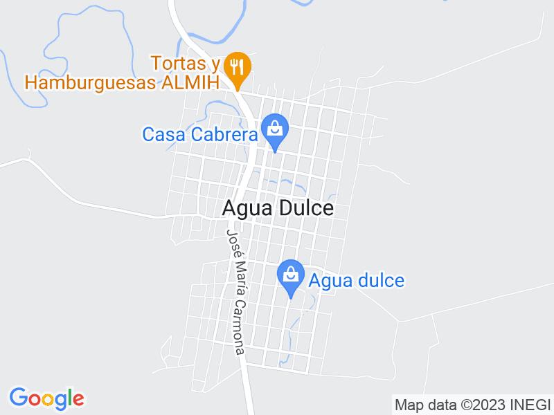 Agua Dulce Papantla, Veracruz