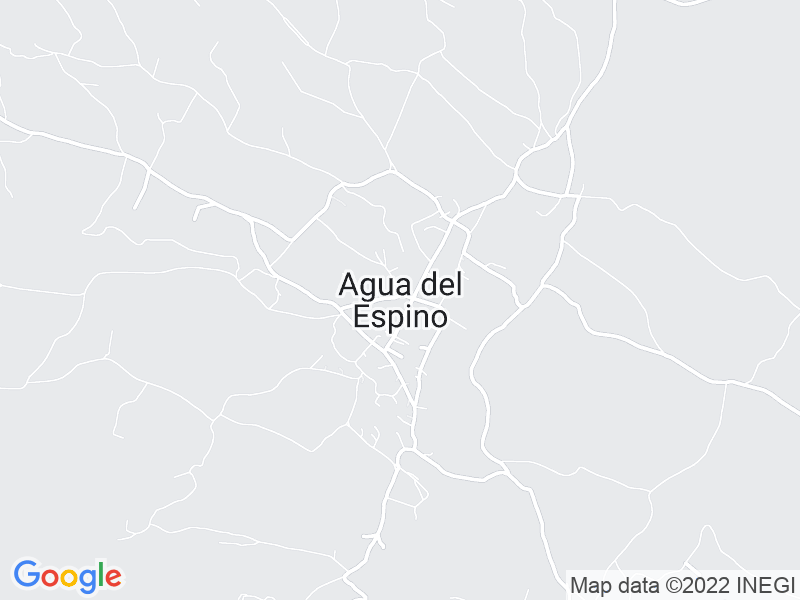 Agua del Espino, Oaxaca
