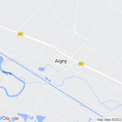 bed and breakfast Aigny