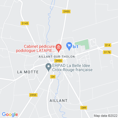 bed and breakfast Aillant-sur-Tholon