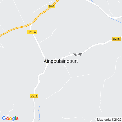 bed and breakfast Aingoulaincourt