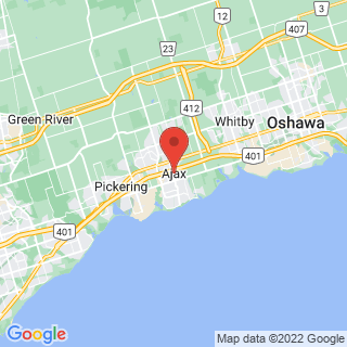 Ajax, Ontario industrial painting service area