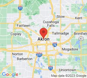 Job Map - Akron, Ohio  US