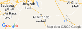 Al Mithnab map