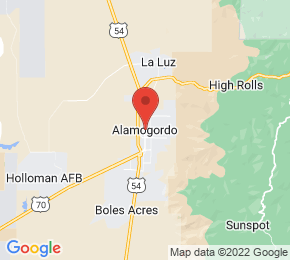 Job Map - Alamogordo, New Mexico  US