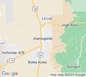 Job Map - Alamogordo, New Mexico 88310 US