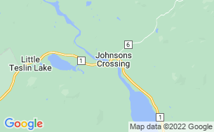 Map of Johnsons Crossing Lodge