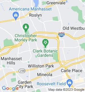 Albertson NY Map