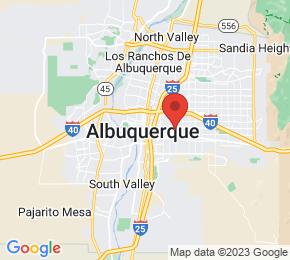 Job Map - Albuquerque, New Mexico 87102 US