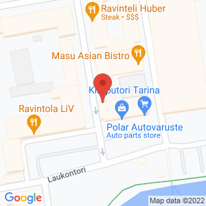 Google Map of Tammerfors