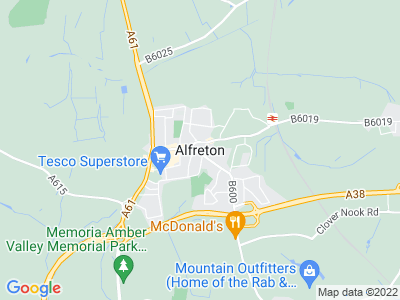 Personal Injury Solicitors in Alfreton