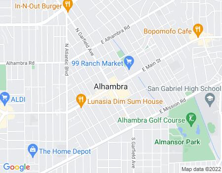 payday loans in Alhambra