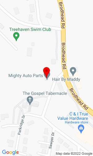 Google Map of All Acces Rigging Co 2511 Boradhead Rd, Aliquippa, PA, 15001