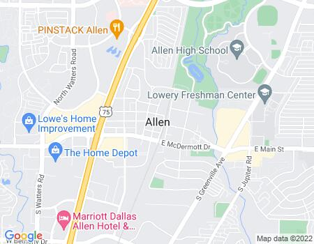payday loans in Allen