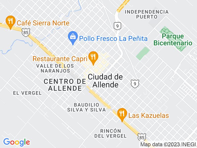 Allende, Nuevo León
