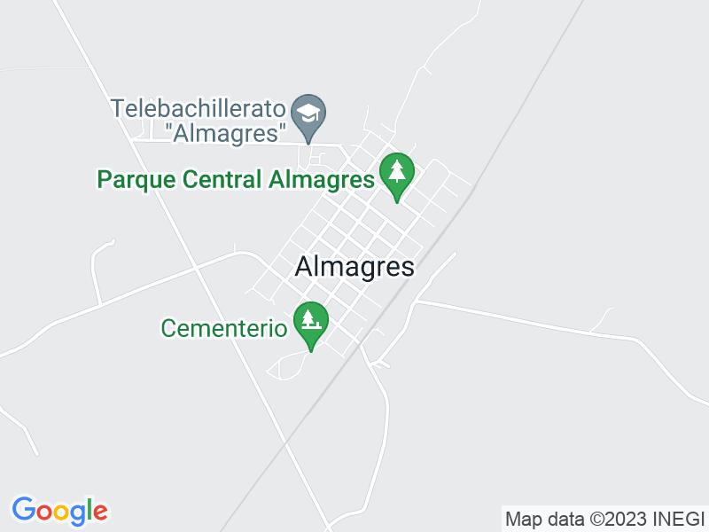Almagres, Veracruz