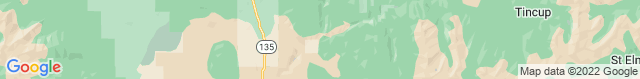 Map of CO