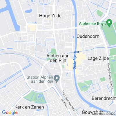 bed and breakfast Alphen aan den Rijn
