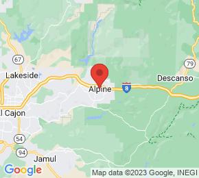 Job Map - Alpine, California  US