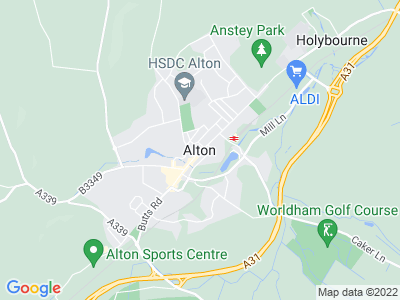 Personal Injury Solicitors in Alton