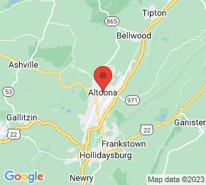 Job Map - Altoona, Pennsylvania  US