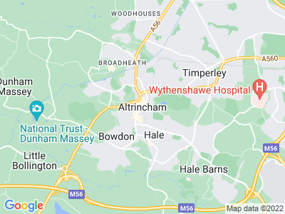 Personal Injury Solicitors in Altrincham