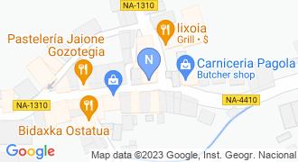ZU LOREDENDA mapa