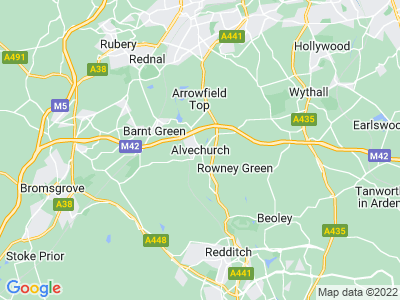 Personal Injury Solicitors in Alvechurch