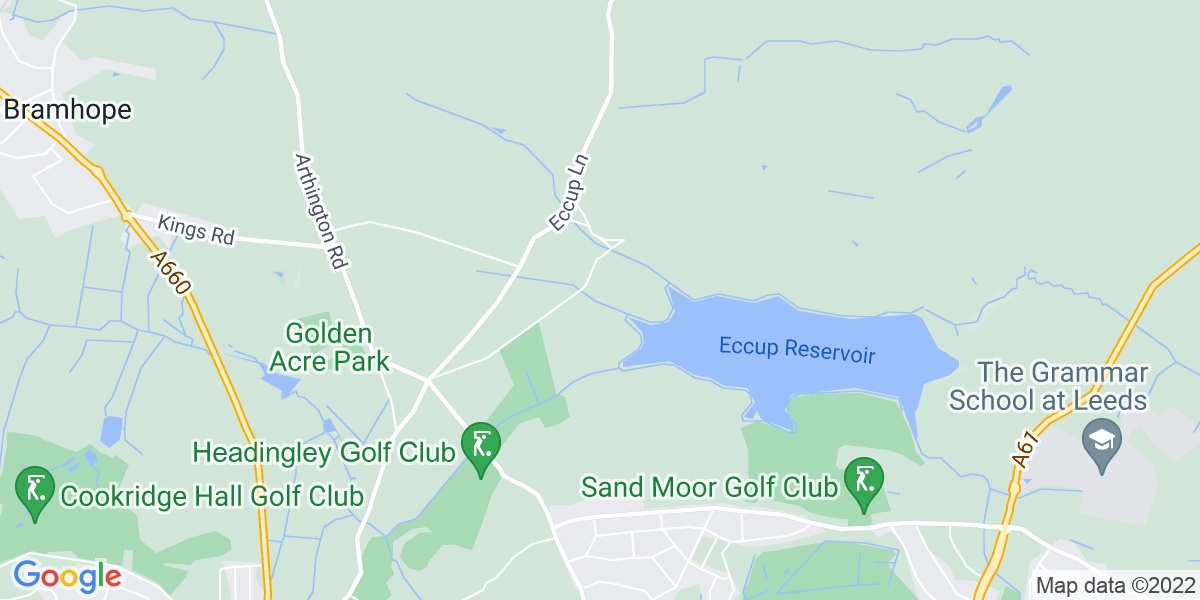 Map: Care Assistants -  job in Alwoodley