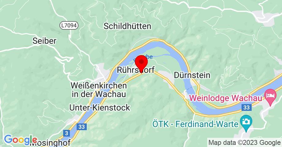 Google Map of Am Platzl 19, 3602 Rührsdorf, Österreich