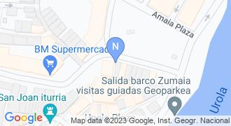 Asesoria Zumai mapa