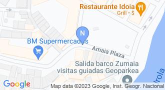 Ogi Berri Amaiako plaza mapa