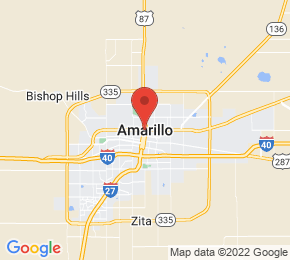 Job Map - Amarillo, Texas  US