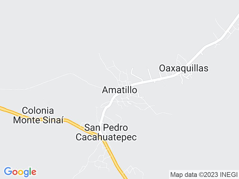 Amatillo, Guerrero