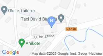 LUIS CESTAU BARAIBAR mapa