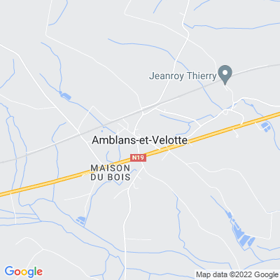 bed and breakfast Amblans-et-Velotte