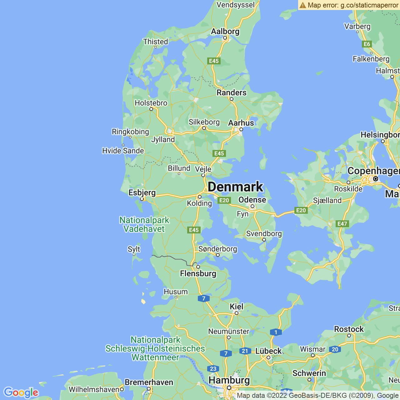 Dansk Portindustri A/S Location