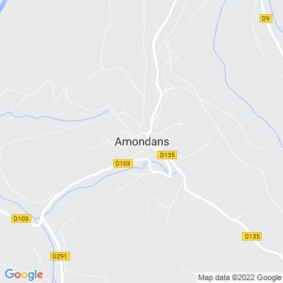 bed and breakfast Amondans