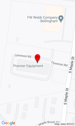 Google Map of Anaconda USA, Inc. 47 South Maple Street, Bellingham, MA, 02019