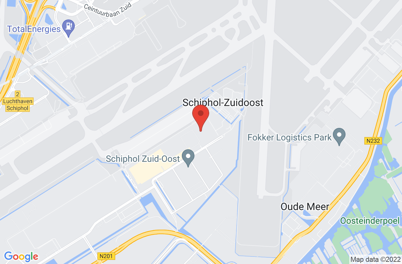 C.A.L. Cargo Airlines on Google Maps