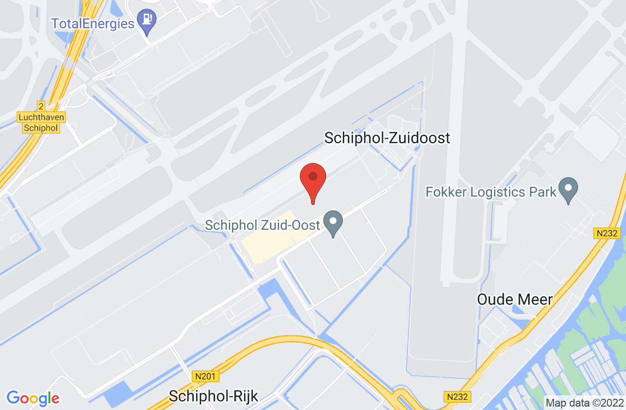 Network Airline Services on Google Maps