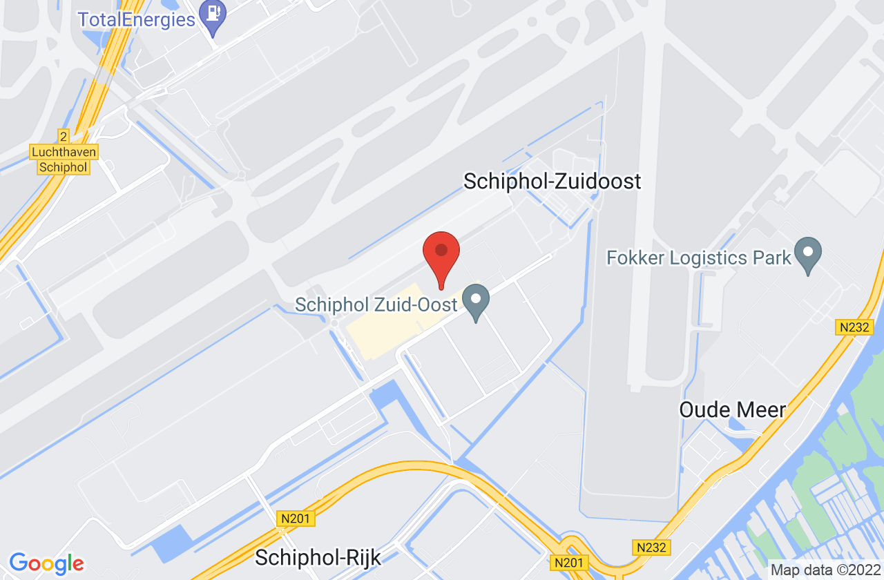 MSS BV / Secure Aviation Solutions (SAS) on Google Maps