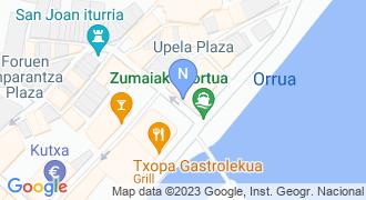 Eizagirre hortz klinika mapa