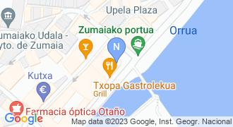 Txalaparta  mapa