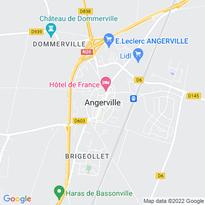 bed and breakfast Angerville