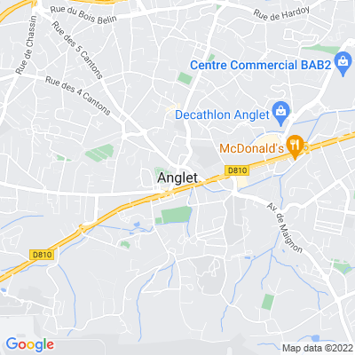 bed and breakfast Anglet
