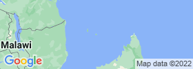 Anjouan map