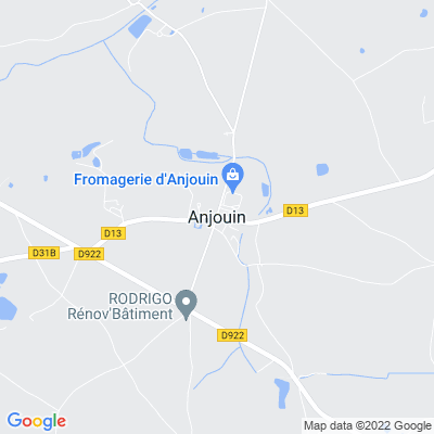 bed and breakfast Anjouin